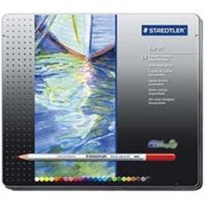 STAEDTLER(ステッドラー)『 カラト水彩色鉛筆 125M24 24色』
