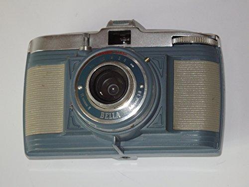 FOTOTECHNIK by LLL Bilora Bella 3C 3C fotos–para Roll películas 127er película en negativo Formato: 4x 6,5–Visor Cámara # # coleccionistas pieza–OK # #