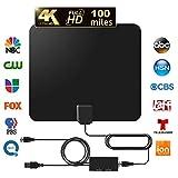 Best TV Antennas - TV Antenna Amplified HD Digital TV Indoor Antenna Review