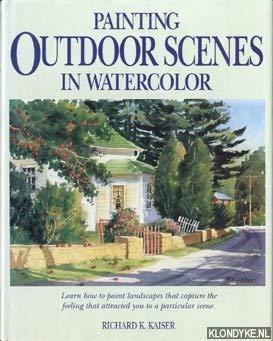 Painting Outdoor Scenes in Watercolor
