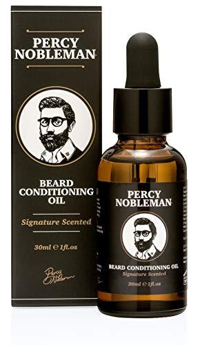Huile pour barbe de Percy Nobleman, Mélange composé à 99%...