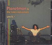 Unite! - Planetman And The Internationalz CD