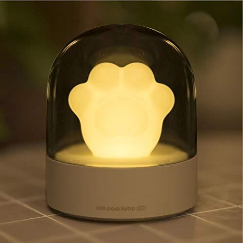 Cat Claw Light Warm Heart Night Light Fun Mood Night Light Moe Pet Lampe de chevet