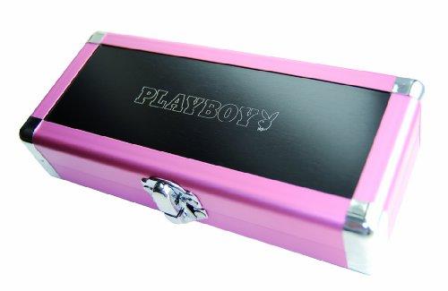 WINMAU Playboy Dartkoffer aus Aluminium mit Lasergravur