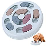 Charfia Hundespielzeug Intelligenz, Hundepuzzle Spielzeug Hunde Lernspielzeug, interaktive Treat...