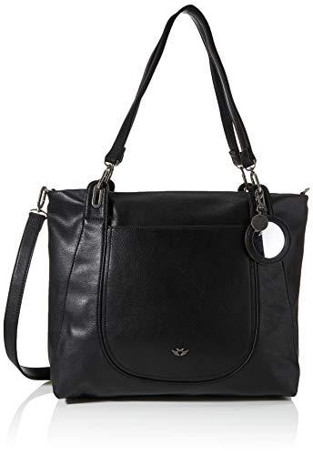 Fritzi aus Preussen Damen Norie medium Shopper, Black, One Size