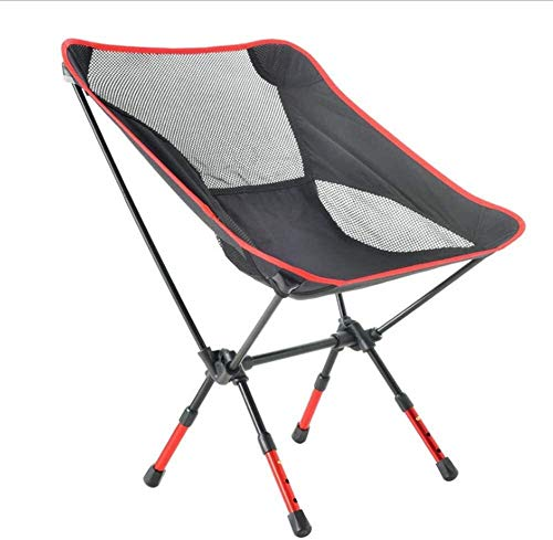 Chaise de camping ultra léger portable compact camping en plein air Voyage Festival Plage de pique-nique Randonnée légère Sac à dos