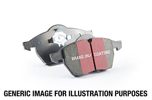 EBC Brakes UD1892 Ultimax2 Brake Pad