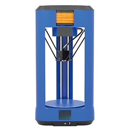 Z.L.FFLZ Imprimante 3D Imprimante Delta 3D pré-assemblée avec Format d'impression Bed185X165 Nivellement Automatique Écran Tactile Nivellement Chauffant Nivellement Automatique