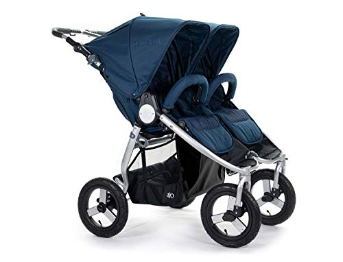 Bumbleride Indie Twin All Terrain Stroller 2020 – Eco Friendly Stroller with Canopy