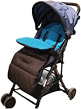 Topwon Universal Stroller Sleeping Bag Baby Footmuff Bag for Pushchairs Waterproof, Windproof (Blue)