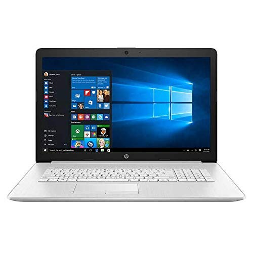 HP 17.3' FHD IPS WLED-Backlit Business Laptop, Intel 4-Core i5-1035G1 (Beats i7-8550U), 16GB DDR4, 1TB SSD, DVD, Backlit Keyboard, Card Reader, Bluetooth, WiFi, Webcam, HDMI, Windows 10, ABYS Bundle