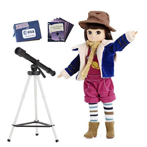 Lottie Star Gazer Doll | Space Doll | Space Toys for Girls & Boys | Scientist Doll | STEM Doll for Girls & Boys