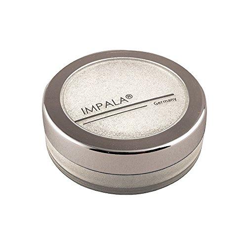 Impala - Sombra de ojos en polvo, Color Plateado N¼22 É