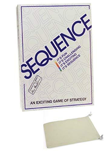 Board Game Bundle with Drawstring Bag