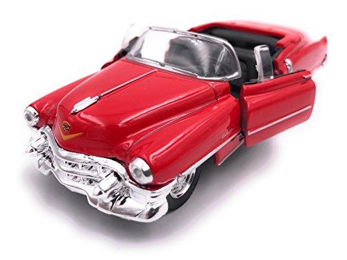 H-Customs Welly Eldorado Model Car Auto License Product Scale 1:34 Color Aleatorio