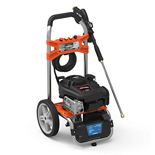 YARD FORCE YF3100ES-R 3100 Psi Gas Pressure Washer w/Briggs &...
