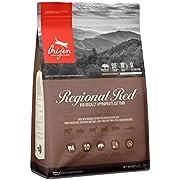 ORIJEN Dry Cat Food, Regional Red, Biologically Appropriate & Grain Free