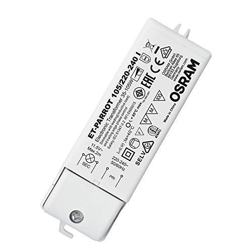 Osram Alimentatore Elettronico Non Dim 111 W, Bianco