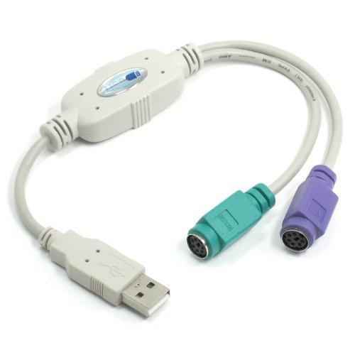 USB-PS/2 変換ケーブル RC-U2MK