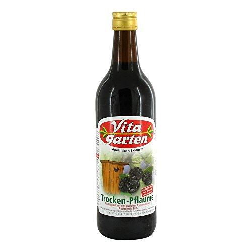 VITAGARTEN Trockenpflaumen Saft 750 ml