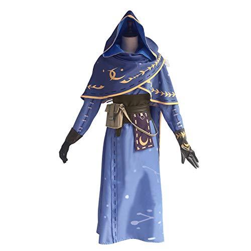 Die Fünfte Persönlichkeit COS Kleidung Divination Prophet Solution Es Cos Fifth Personality Kinderkleidung,Boy-M