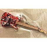 キーホルダー ギター Frankenstein Van Halen