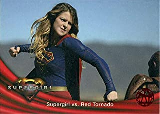 Supergirl Season 1 Red Foil Base Card #70 To Family