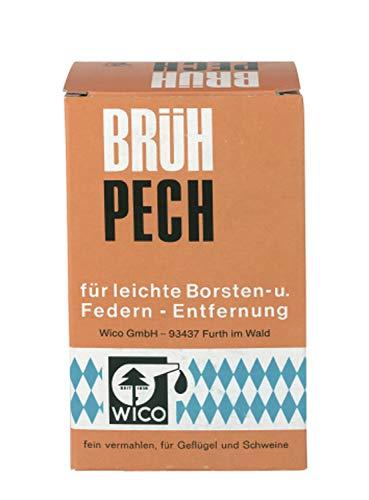 Kerbl Brühpech, für leichte Borsten- und Federn-Entfernung, 500gr
