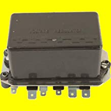 Total Power Parts ROTA1958 Voltage Regulator For Ford Tractor 2000 3000 4000 5000 MG Triumph / 105E-10505-C, 3004E-10505-A, 622E-10505-A, 71AB-10505-BA, C5NF-10505-B, C7NN-10505-B, 37207, 37279, 37292