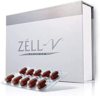 ZÉLL-V Sheep Placenta - Cellular Therapy Supplement with Every Softgel containing Factors and Transfer Factors to Enhance Rejuvenation.