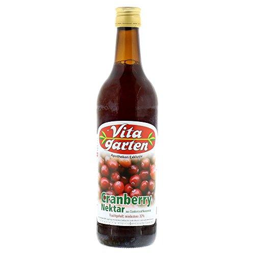 VITAGARTEN Cranberry Nektar 750 ml