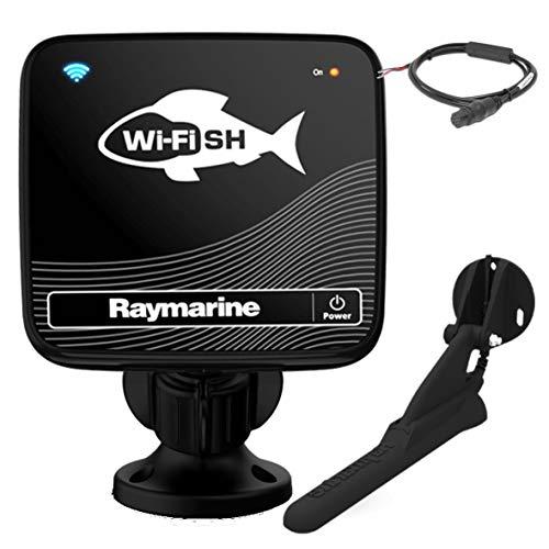 Raymarine Wi-Fish CHIRP DownVision Sonda para...