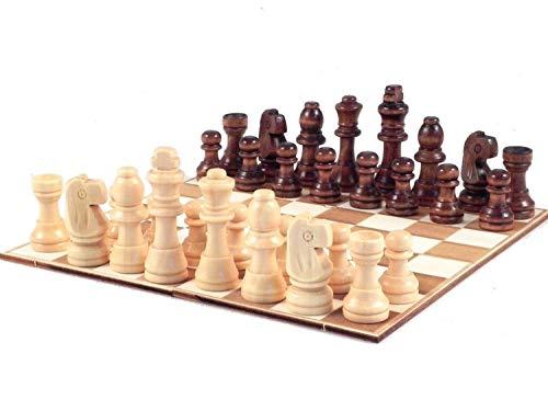 B0095I6OC6 Jeu d'échecs Boîte en fer