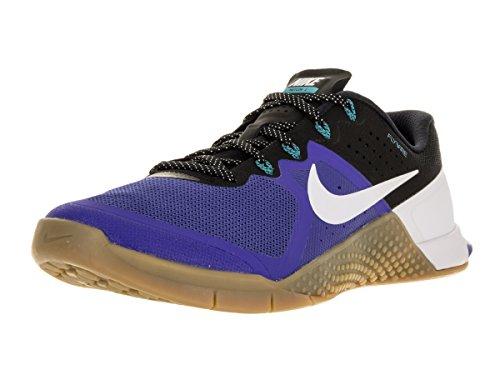 Nike Metcon 2, Zapatillas de Gimnasia para Hombre, Azul, 40 EU