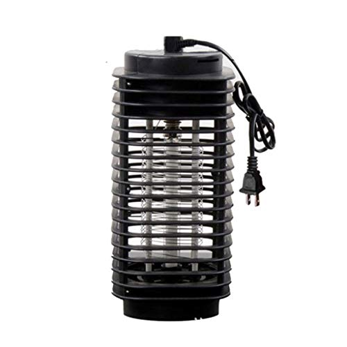 Electronics Mosquito Killer Trap Fly Led Night Lamp Insect Light Black Killing