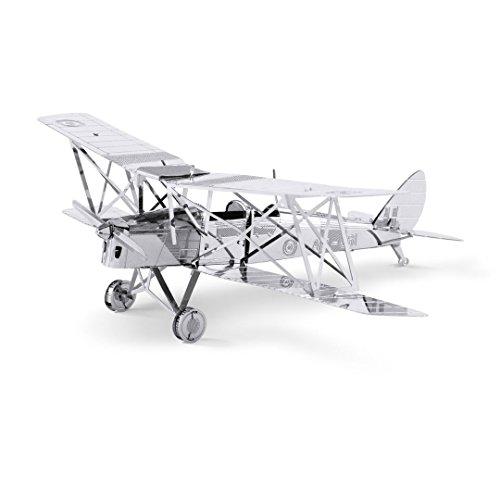Metal Earth: De Havilland Tiger Moth , color/modelo surtido