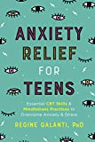 Anxiety book for teens makes best gifts for people with anxiety