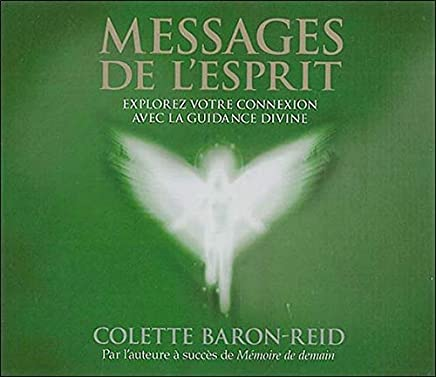 Messages de lesprit - livre audio 4 CD