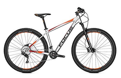 Focus Whistler 3.9 29R Sport Mountain Bike 2019 (L/48cm, Silver)