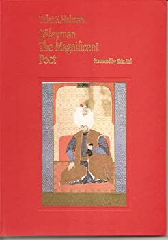Hardcover Suleyman the Magnificent poet. Book