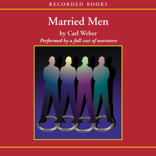 Married Men  audiobook cover art