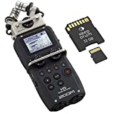 Zoom H5 - Grabadora móvil + tarjeta de memoria de 32 GB
