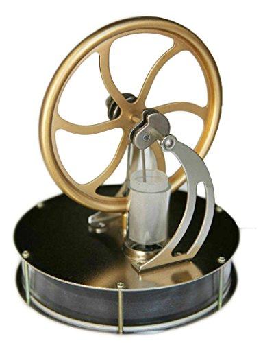 ELENKER Stirlingmotor Niedertemperatur Kinder Spielzeug Geschenke LT001