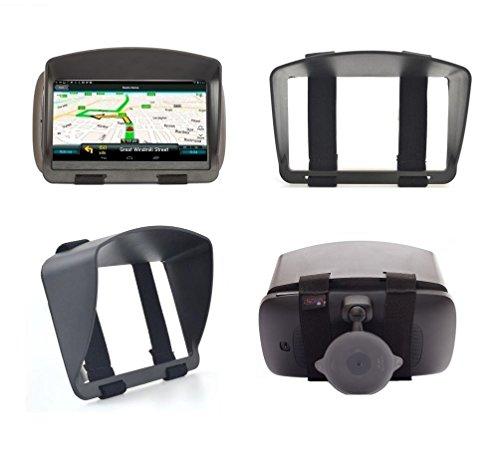 "Protector solar con visera para GPS TomTom GO PREMIUM 6"" GO BASIC 6"