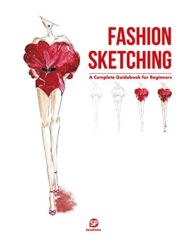Miss Eleen: Fashion Sketching-A Complete Guidebook for Begin (Design)