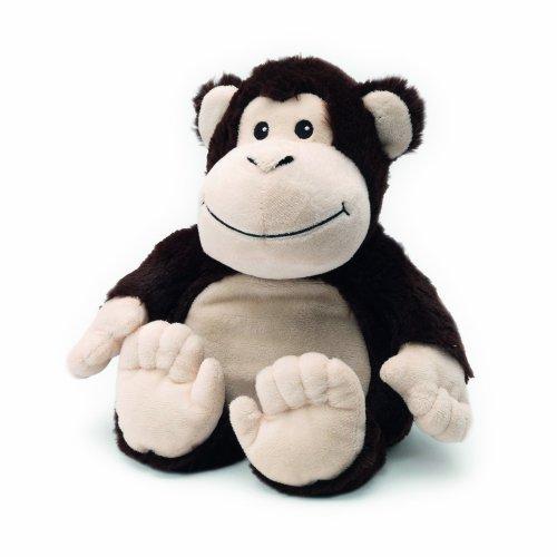 Cozy Plush - Scimmietta Peluche riscaldabile al microonde
