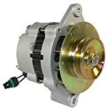 New DB Electrical AMN0003 Alternator Compatible With/Replacement For Lucas Various Models All, Mando Various Models All, Bobcat 1600 1983-1993, 2000 1981-1987, 1213 1985-1988, 7753 1991-1994 12175N
