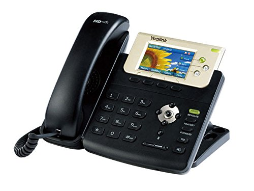 Price comparison product image Yealink YEA-SIP-T32G 1-Handset Landline Color IP Phone with POE and 3-Inch LCD