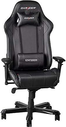 Dxracer King Series Computer Gaming Chair Black